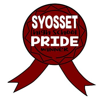 Syosset pride award by AlexPrevor