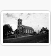 Portsoy Church Sticker