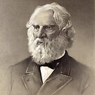 Portrait of Henry Longfellow by Vintage Works