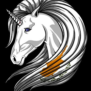 Cyprus Flag Unicorn Cypriot Flag DNA Heritage Roots Gift  by nikolayjs