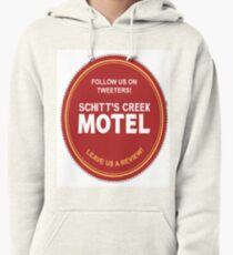 Schitts Creek Tweeters Coaster Pullover Hoodie