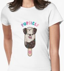 Pupsicle Women's Fitted T-Shirt