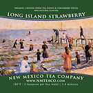 Long Island Strawberry - Organic by NMTeaCo