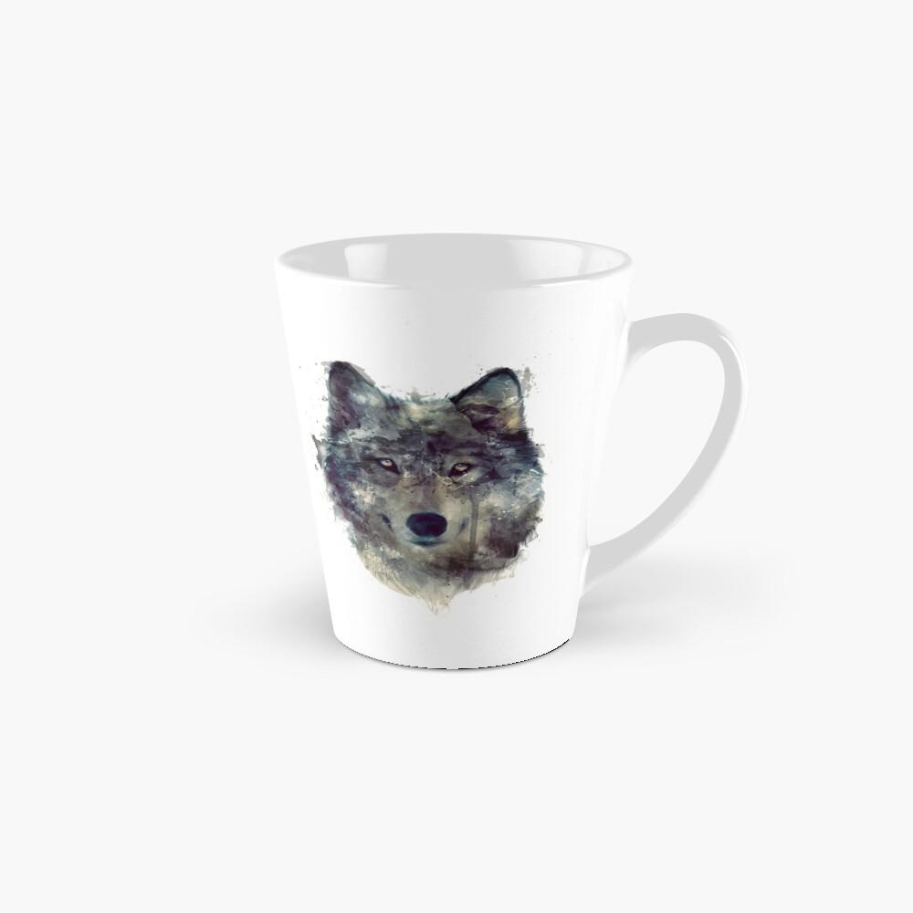 Wolf // Persevere Tall Mug