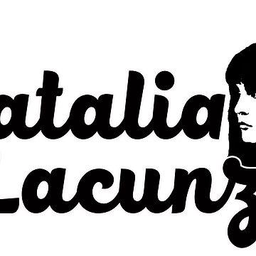 Natalia Lacunza by patriikamikaze