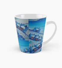 Houses in the Snow Tall Mug