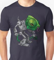 Chameleozoid Slim Fit T-Shirt