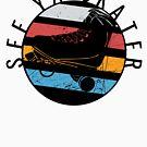 See Ya Skater - Skating Design for Roller Skaters (Design Day 296) by TNTs