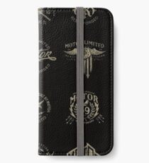 engine collection iPhone Wallet/Case/Skin