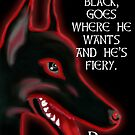 Pitch the kelpie by OurWriteSide
