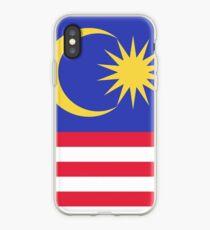 Malaysia flag emblem iPhone Case