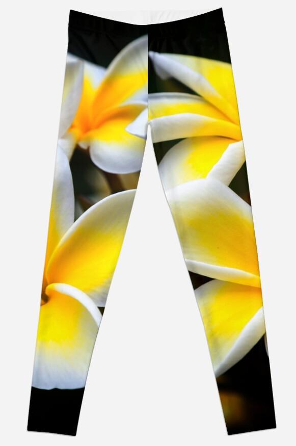 Kauai Plumeria, Plumeria, Hawaiian Gift, Hawaiian Gifts, Hawaii Decor, Plumeria Iphone XS Max Case, Plumeria Throw Pillow, Plumeria Tote Bag, Leggings