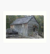 gristmill Art Print