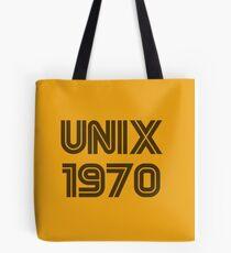 Unix 1970 Tote Bag