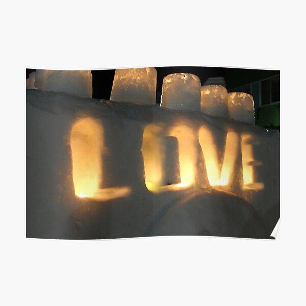"""LOVE"" Poster"