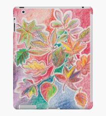 Otoño colorido Vinilo o funda para iPad