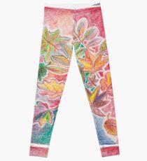Otoño colorido Legging