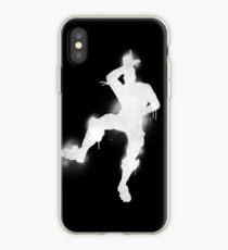 Fortnite L Dance Spray White iPhone Case