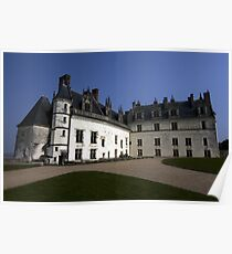 France - Indre et Loire Poster