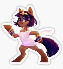 Official Buck: Legacy Priestess Tathra Sticker, illustrated by MeekCheep Sticker