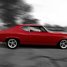 1969 Chevrolet Chevelle Hot Rod by TeeMack
