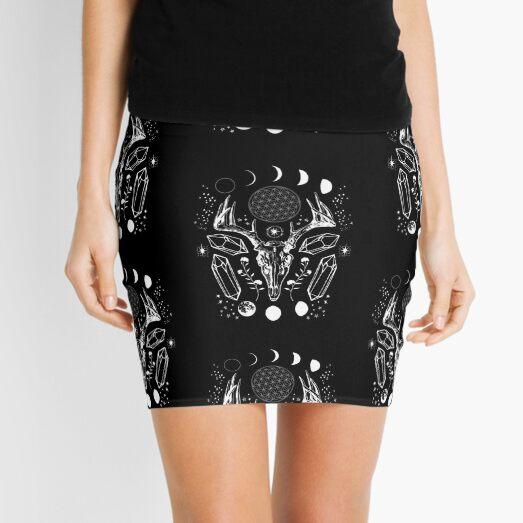 Crystal Moon. Mini Skirt