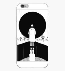 RM - mono; forever rain  iPhone Case