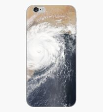 Hurricane map iPhone Case