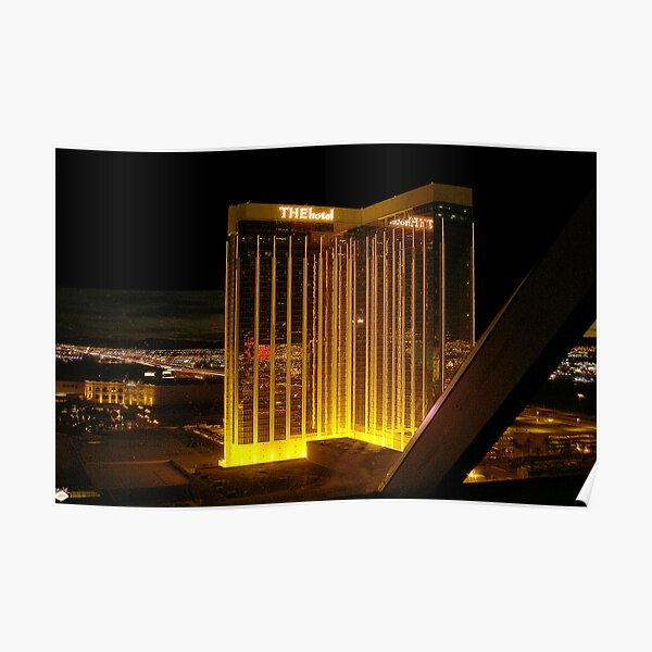 THEhotel Las Vegas Photo Poster