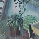 silent rain #2 by mienar