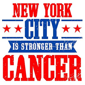 New York City NYC Cancer by kh123856