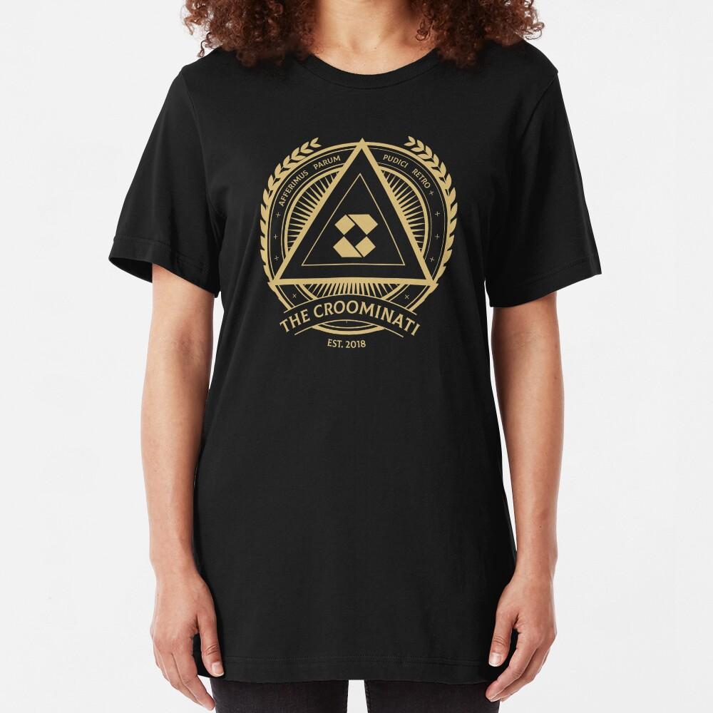 The Croominati - EST 2018 Slim Fit T-Shirt