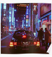 Nächte in Tokio Poster
