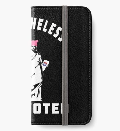 Nevertheless She Voted T-shirts iPhone Wallet