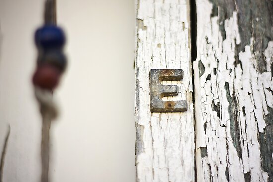 'E' is for... by Mandi Whitten