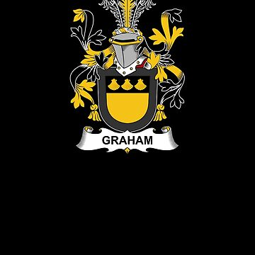 Graham Coat of Arms - Family Crest Shirt by FamilyCrest