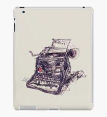 Iss Worte iPad-Hülle & Klebefolie