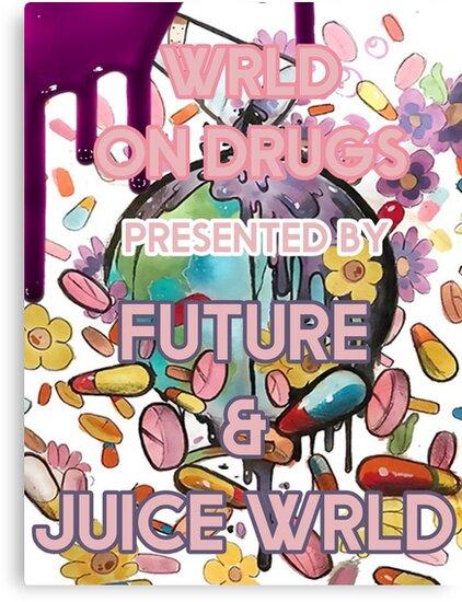 7a4e7b02723cc6 WRLD ON DRUGS - Future and Juice WRLD