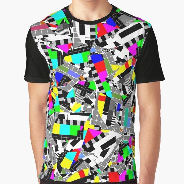 TV test image Graphic T-Shirt