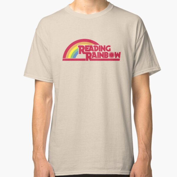 Reading Rainbow vintage logo Classic T-Shirt