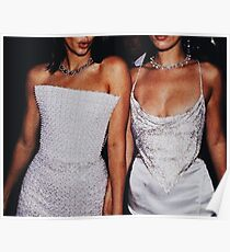 Póster moda vintage