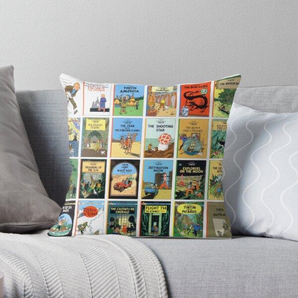 "Rose /& Hubble Cream Vintage Floral Cushion Cover 16/"" Garden Script Shabby Chic"