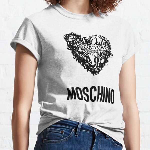 Moschino Couture Collage Classic T-Shirt