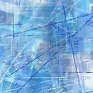 PLASTIC OCEAN BLUE(C2018) by Paul Romanowski