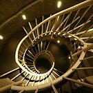 Spiral... by graeme edwards