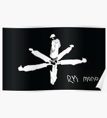 RM mono Poster