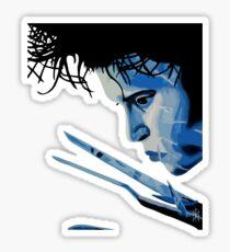 Edward Scissorhands Sticker