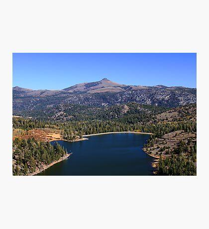 High Sierra Lake Photographic Print