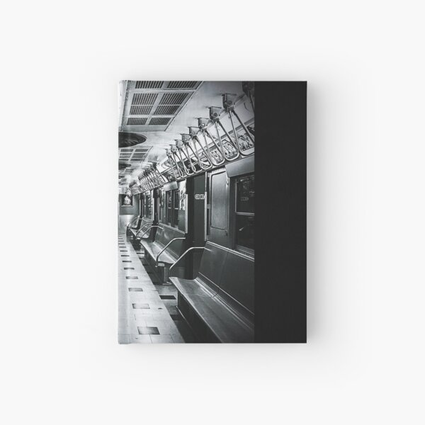 Middle Ground No. 3 - NYC Transit Museum Hardcover Journal