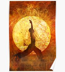 Sun Salute Poster